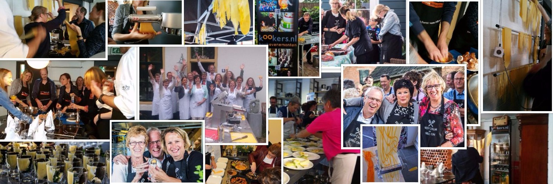 Kookworkshop Italiaans