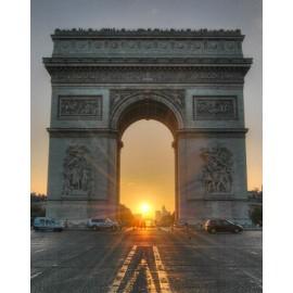 Menu Champs-Élysées (Basis)