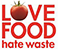 Love Food Hate waste missie