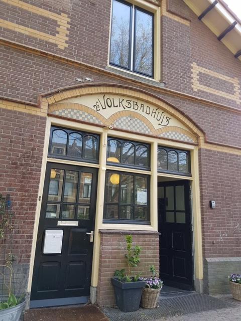 Haarlem - Badhuis Leidsebuurt