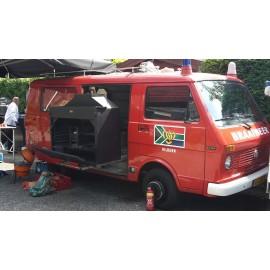 Braaiweer Brandweer Foodtruck (totaalprijs)
