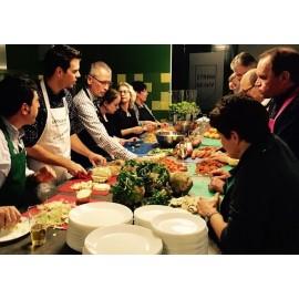 Gezonde kookworkshop (vegetarisch)