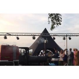 Starshade tent (prijs p.p.)